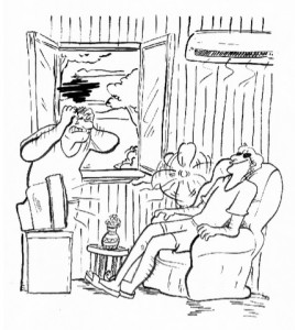 interligo, crtež