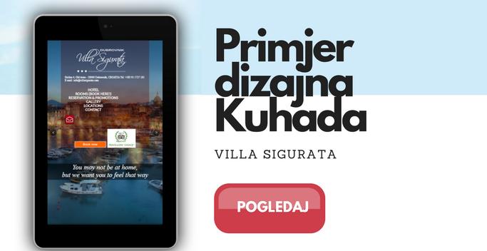 kuhada web stranice za iznajmljivače